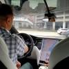 Тест-драйв Tesla Model X