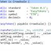 Смарт контракты Ethereum: пишем простой контракт для ICO
