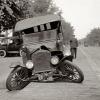 Вековая история развития автомобильной безопасности