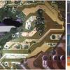 Определение областей возникновения электрической дуги в электронике спутниковых систем