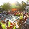 В Австралии началась гонка машин на солнечной тяге