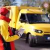 Deutsche Post DHL планирует в будущем году начать тестирование автономных автомобилей в качестве средства доставки