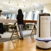 В Китае роботы будут доставлять обеды сотрудникам офисных зданий