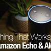 Экосистема Amazon Alexa — обзор всего, что может работать с Alexa Echo