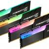 Ассортимент G.Skill пополнился набором модулей памяти Trident Z RGB DDR4-4266 суммарным объемом 32 ГБ