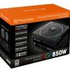 Блок питания Thermaltake Toughpower Grand RGB Platinum 1200W способен выдать по линии 12 В до 100 А