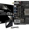Материнская плата ASRock X299E-ITX/ac для процессоров Intel в исполнении LGA 2066 представлена официально