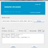 Программирование и обмен данными с «ARDUINO» по WI-FI посредством ESP8266 Часть Вторая