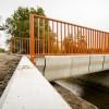 В Нидерландах открыли первый в мире мост, созданный посредством 3D-печати