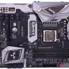 Для оформления системной платы Colorful iGame Z370 Vulcan X V20 выбрано сочетание черного и серебристо-серого