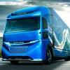 Daimler представила прототип электрического грузовика Mitsubishi E-Fuso Vision One