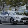 Nissan показала прототип полностью беспилотного автомобиля и вывела его на дороги Токио