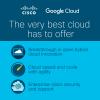 Cisco и Google взялись совместно разработать гибридное облачное решение