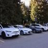 Более 50,000 зарядных станций для электромобилей в США