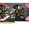 Видеокарта Manli GeForce GTX 1070Ti with Triple Cooler оснащена весьма крупной системой охлаждения