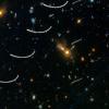 Несколько астероидов сделали «фотобомбу» для Hubble, помешав сфотографировать удаленные галактики