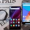 Xiaomi впервые вышла на рынок смартфонов Западной Европы с моделями Mi A1 и Mi Mix 2