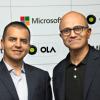 Microsoft поможет индийской компании Ola разработать платформу для подключённых авто