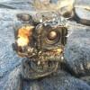 Видео дня: камера GoPro выжила после попадания в поток лавы