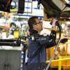 Ford испытывает новый экзоскелет для работы с поднятыми руками над головой