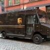 UPS переоборудует дизельные фургоны в электромобили