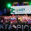 Россия заняла первое место на Всемирной олимпиаде роботов