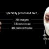 Систему Face ID в смартфонах iPhone X можно обмануть, используя напечатанную на 3D-принтере маску