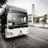 В следующем году Mercedes-Benz выпустит электрическую версию своего самого популярного городского автобуса