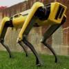 Boston Dynamics показала своего последнего робота SpotMini