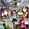 Генная терапия старения. Комикс