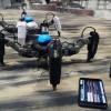 С паукообразным роботом MekaMon можно играть, используя дополненную реальность
