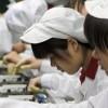 Foxconn снова использовала детский труд для сборки смартфонов Apple