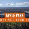 Свежий видеоролик демонстрирует текущее состояние штаб-квартиры Apple Park