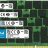 Начались поставки серверных модулей памяти Crucial DDR4 объемом 128 ГБ