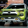 Toyota FT-AC — концепт автомобиля для фанатов Instagram