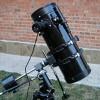 Об изготовлении телескопа в домашних условиях