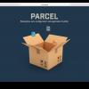 Parcel — очень быстрый бандлер, не требующий настройки
