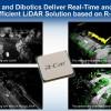 Renesas и Dibotics создали встраиваемое решение на базе лидара для самоуправляемых автомобилей