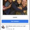 Facebook добавляет в социальную сеть новую функцию распознавания лиц на фото