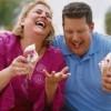 Полные люди чаще ощущают счастье