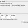 Синхронизация AssemblyVersion и Publish Version в ClickOnce приложении