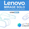 Гарнитура Lenovo Mirage Solo Daydream VR появилась в базе данных FCC