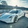 Электромобиль Porsche Mission E получит силовую установку мощностью до 670 л.с. и полный привод