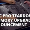 Видео дня: разборка моноблока Apple iMac Pro