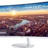 Samsung представит на CES 2018 первый в мире изогнутый монитор QLED с интерфейсом Thunderbolt 3