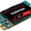 SSD начального уровня Toshiba RC100 обеспечивают скорость записи до 1130 МБ/с