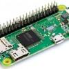 Одноплатный ПК Raspberry Pi Zero WH предлагает уже распаянные разъёмы GPIO