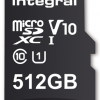 Integral Memory готовит к выпуску карту памяти microSD объемом 512 ГБ