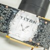 Четыре разогнанные видеокарты Nvidia Titan V смогли преодолеть отметку в 1 с в тесте GPUPI 1B