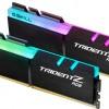 У G.Skill готов первый набор модулей памяти Trident Z RGB DDR4-4700